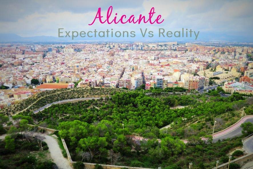 Alicante city experience