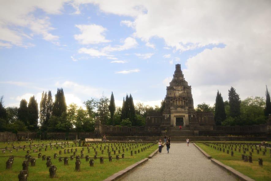 Crespi D'adda cemetery