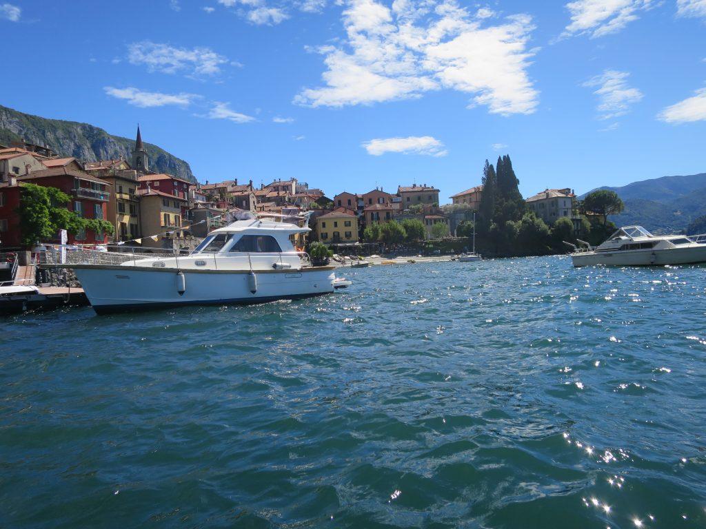 Varenna boat trip