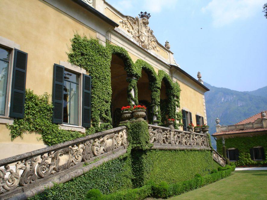Villa del Balbianello Exterior