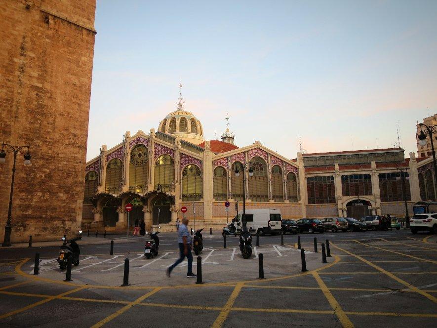 Valencia Central market