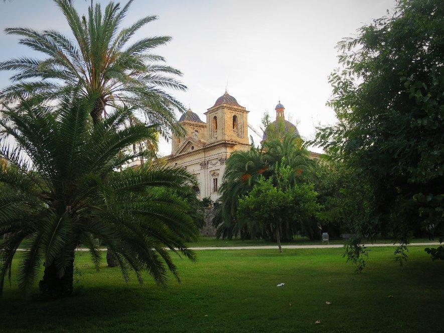 Parc de Turia Valencia