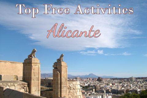 Top Free Activities in Alicante