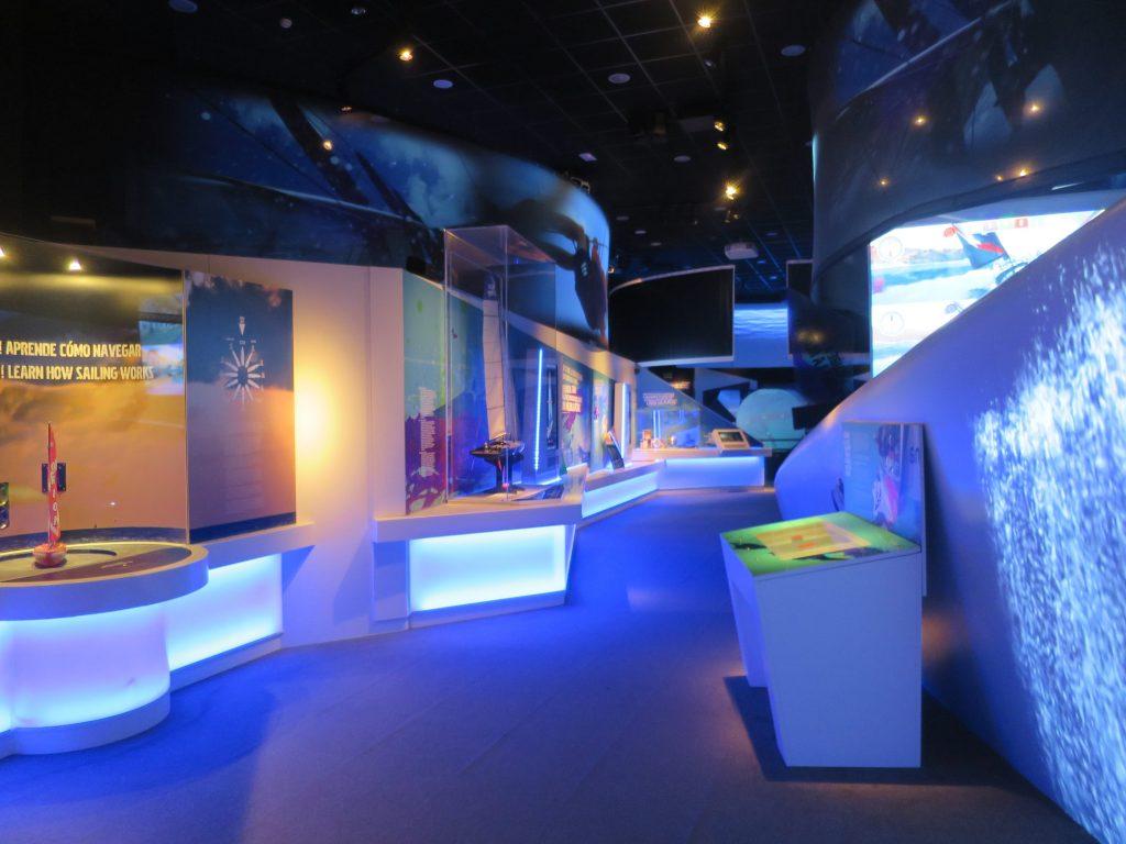 Alicante volvo ocean race museum