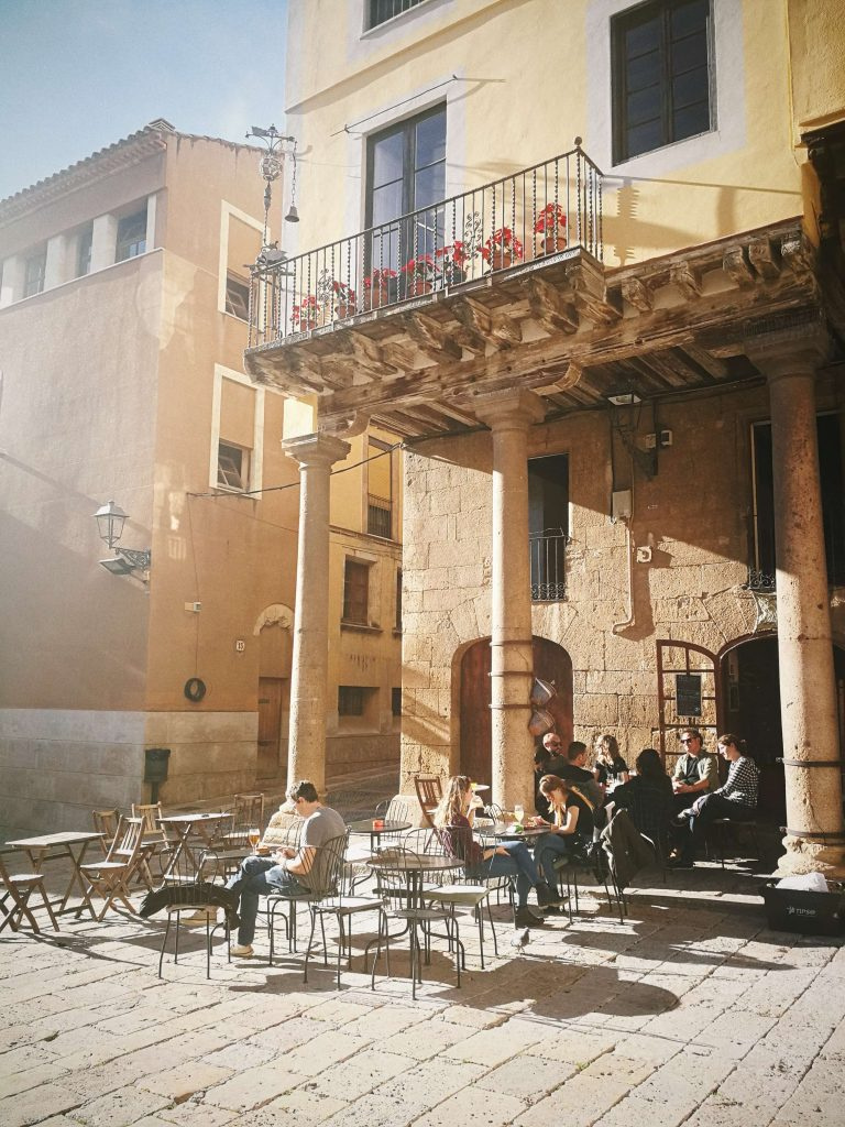 tarragona cathedral bar