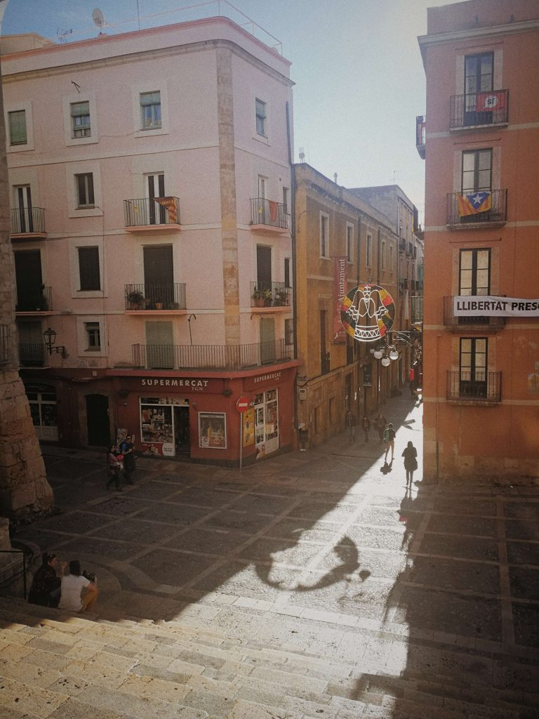 tarragona streets
