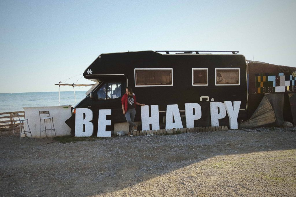 camper of happiness