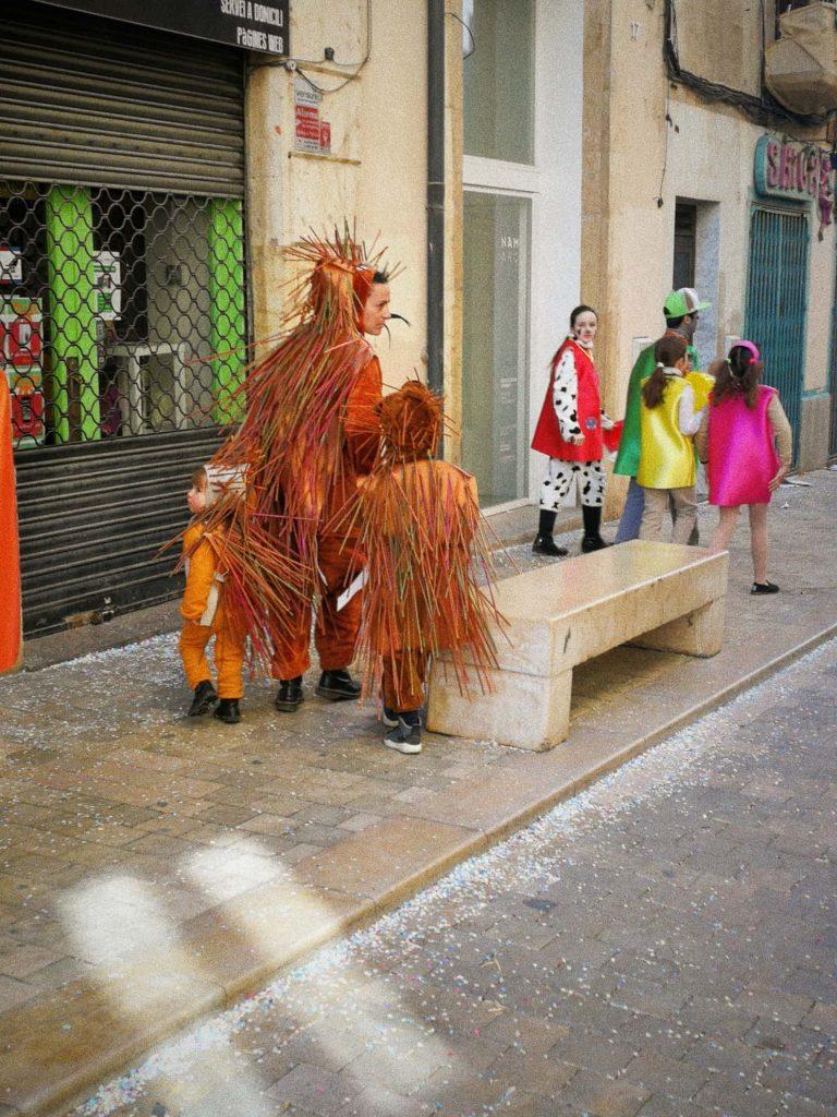 tarragona carnival costumes