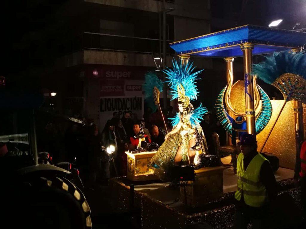 Tarragona parade