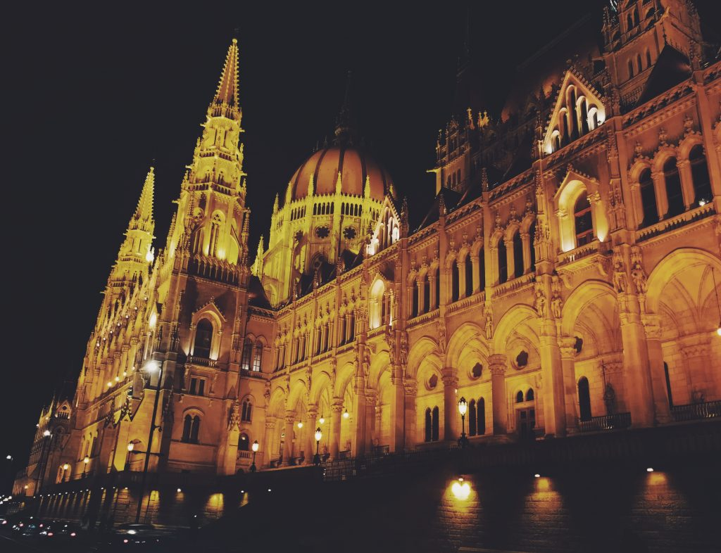 Hungarian Parlament Budapest